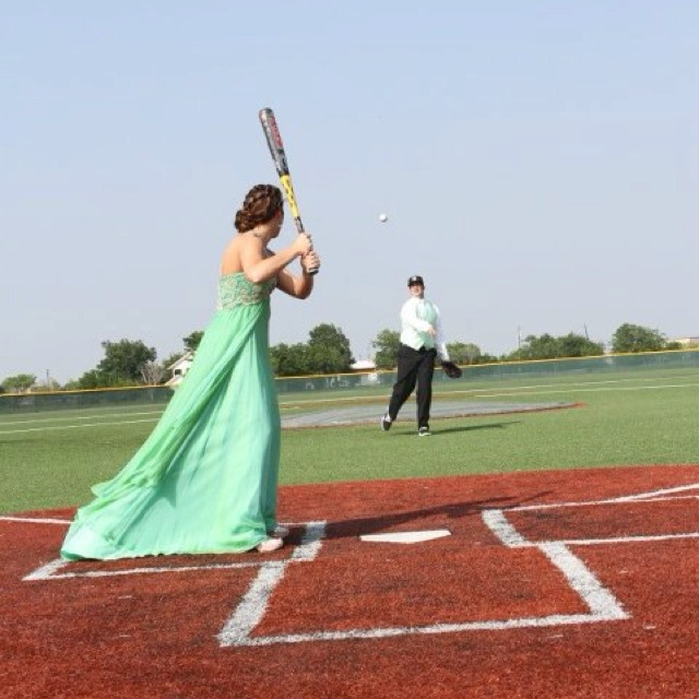 Take me out to the Ball Game ... No wait Prom please?