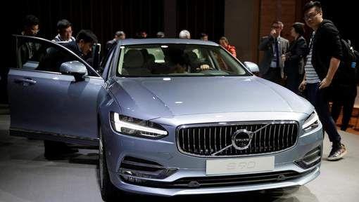Chinese fabrieken zullen Volvo's voor wereldmarkt produceren - HLN.be
