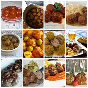 Alb ndigas de carne para todos los gustos recetas de for Videos de cocina para todos