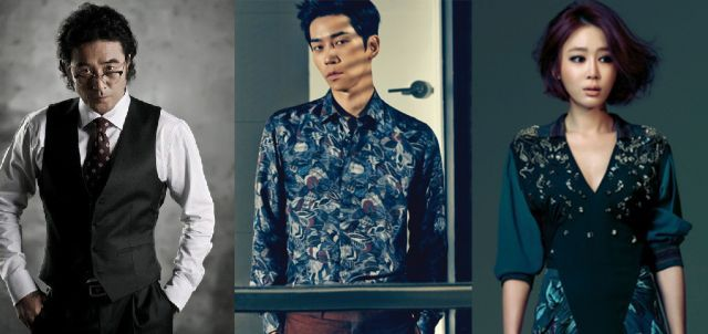 "[Hot Takes from the Noonas] Shin Seong-rok, Choi Min-soo, and Kang Ye-won to star in ""Man Who Dies to Live"""