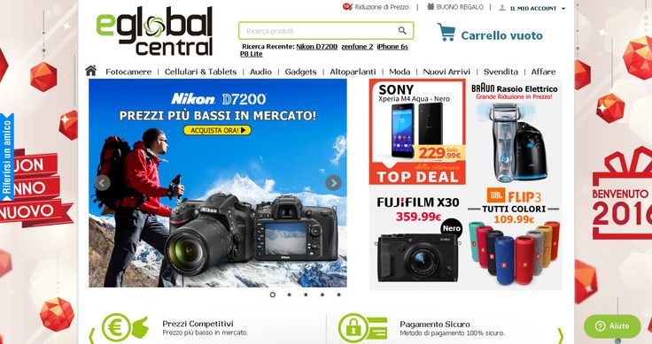 Obiettivi Svendità, Nikon D7200, Panasonic TZ70 in Offerta, Beats Mixr Nuovi Colori Disponibile e molto di più! Saluto da eGlobal Central Italia ! Consulta le nostre offerte e sconti più recenti ora ! 1) Svendità Obiettivi! Super S conto su Prezzi gia' Bassi! 2) Nikon D7200 a Prezzo Buonissimo! Clicca a Vedere l'Offerta!: 3) Beats …