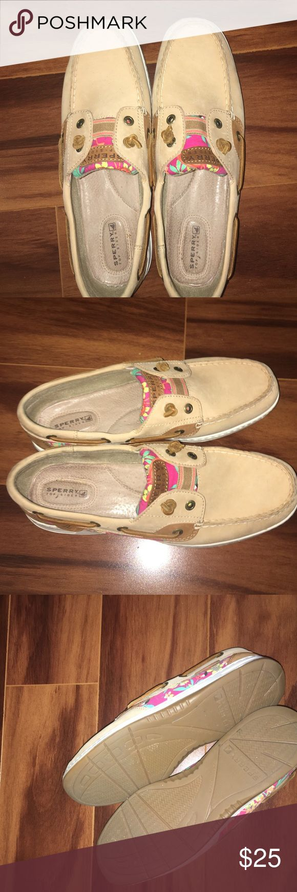 Ladies Sperry Size 10 Shoes Worn Once Sperry Shoes Worn Once Size 10 Sperry Shoes Flats & Loafers