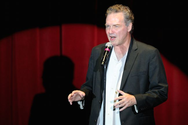 Norm MacDonald Told The Most Wonderful Robin Williams Story On Twitter