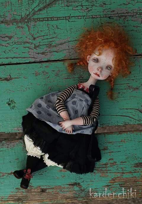 Kardenchiki Dolls