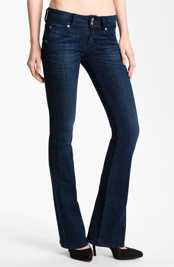 Hudson Jeans Bootcut Stretch Jeans (South Hall) available at #Nordstrom