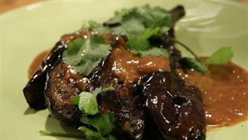 Ginger and Tamarind Spicy Eggplant - LifeStyle FOOD