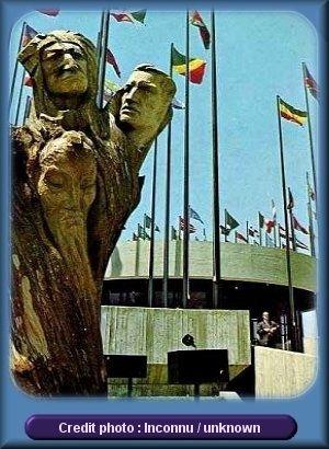 Expo 67 United Nations Pavilion
