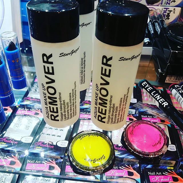 Uutta! @stargazerproducts Meikinpoistoaine! #makeup #makeupremover #stargazer #cybershopkuopio