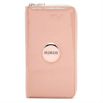 #mimco #accessories MIM TRAVEL WALLET