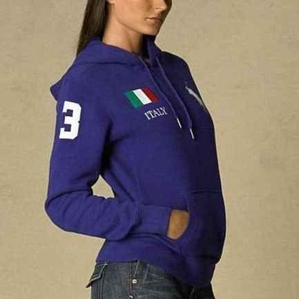 Ralph Lauren Women Pullover Hoodies