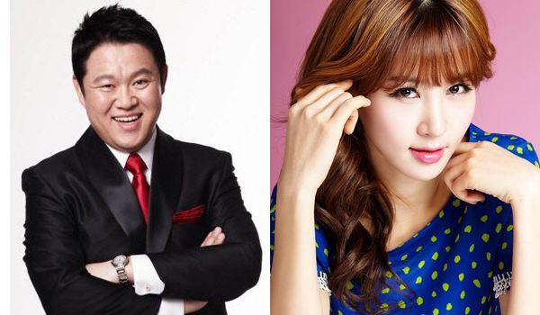 Kim Gura and Kim Jung Min respond to dating reports - http://www.kpopmusic.com/artists/kim-gura-and-kim-jung-min-respond-to-dating-reports.html