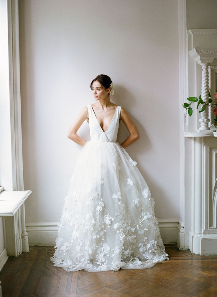 Alexandra Grecco's gorgeous collection debuts this September at Magnolia White Couture Bridal Salon in Honolulu, Hawaii