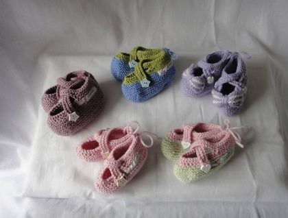Baby Shoes or Slippers
