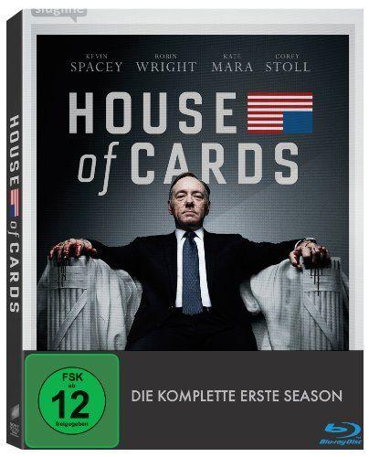 House of Cards - Season 1  (inkl. Digital Ultraviolet) [Blu-ray] SONY Deutschland GmbH http://www.amazon.de/dp/B00F2GRYPG/ref=cm_sw_r_pi_dp_pJZuwb1ZB9Z6T