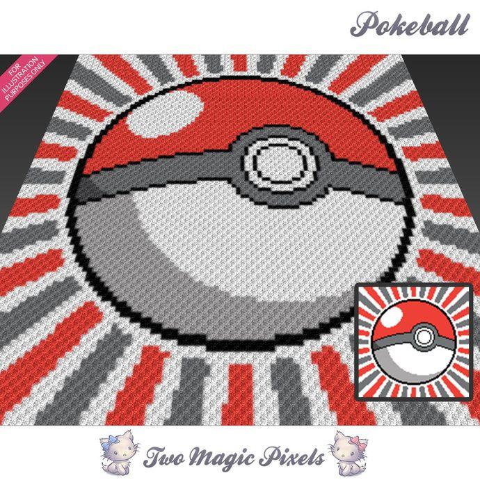 Pokemon Amigurumi Pokeball Crochet Pattern | Häkeln spielzeug ... | 690x690