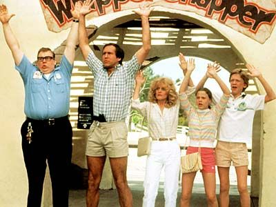 National Lampoon's Vacation, another John Hughes classic