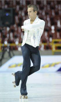 Andrea Girotto, Italian Champion Artistic Roller Skating 2012. Risport | Top Skaters Roller