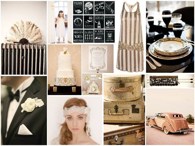 find this pin and more on art deco wedding inspiration