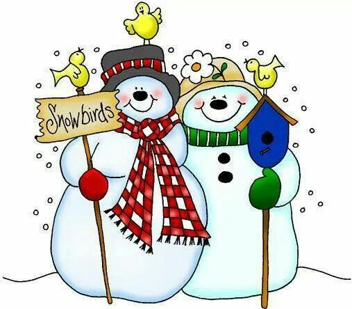 Mr Snowman On Christmas Touching A Snowflake Coloring Page: ღ Clipart ~ Christmas Snowmen ღ