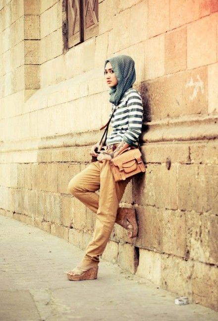 Dian Pelangi Former Wear Veil Collection 2013  Modern Muslim Hijab Fashion