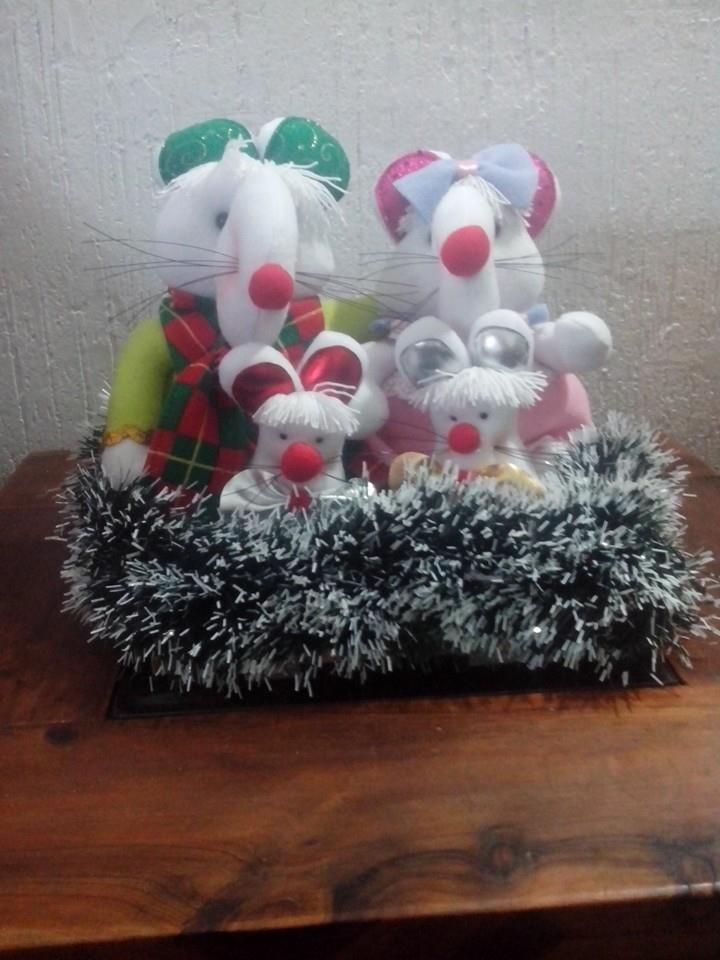 familia ratones
