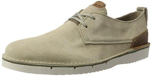 Nike Herrren Sneaker Tessen, Zapatillas para Hombre, Gris (Wolf Grey/Black-White 002), 45 EU