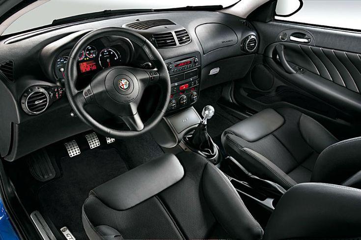 Alfa Romeo GT Interior