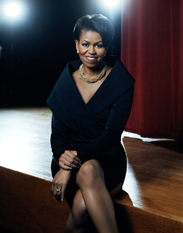 Michelle LaVaughn Robinson Obama (born January 17, 1964), an American lawyer and writer, is the wife of the 44th and current President of the United States, Barack Obama, and the first African-American First Lady of the United States. Raised on the South Side of Chicago, Obama attended Princeton University and Harvard Law School.