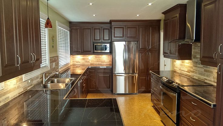 Kitchen Sinks Cork : Full Kitchen Renovation: 150 sq.ft kitchen remodeled from top to ...