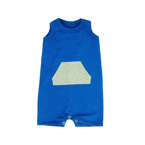 tank romper - mini mioche - organic infant clothing and kids clothes - made in Canada