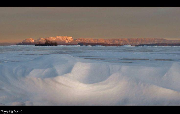 Sleeping Giant Thunder Bay ON