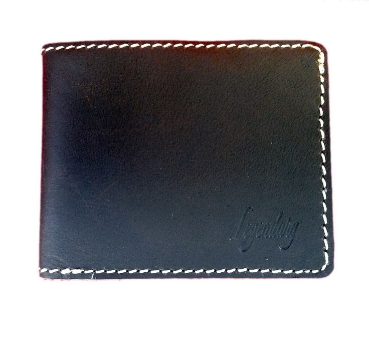 Medium Bifold Brown Wallet By Legendary Leather **FREE EXPRESS DELIVERY** by…