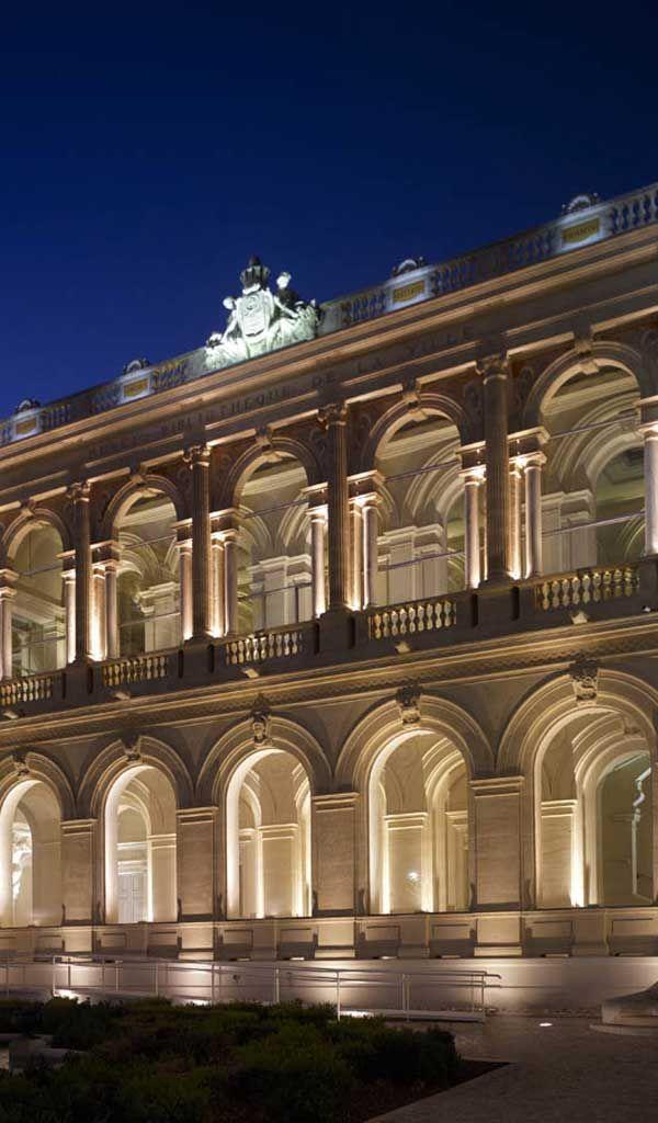 Musée de Toulon, France. (Produits : X-LINE MINI).