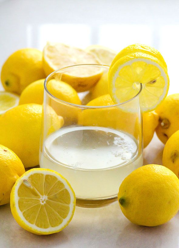 How to Make Lemon Water -- Drink warm lemon water every morning to boost your immune system, improve digestion and flush out the toxins.