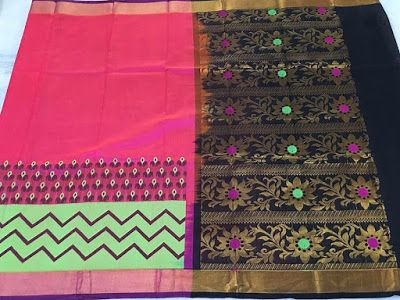 Kutralam pattu sarees | Buy Online Kuppadam sarees | Elegant Fashion Wear