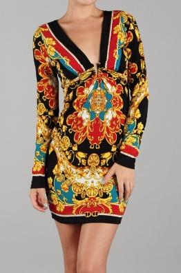 'Morockin It' Dress
