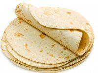Tortillas házilag - egyszerűen