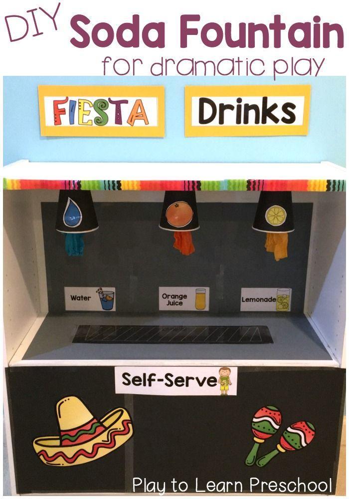 Fountain Drink Machine