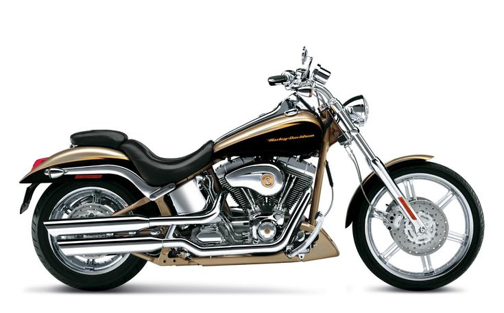 2003 Harley-Davidson FXSTDSE Screamin' Eagle Softail Deuce
