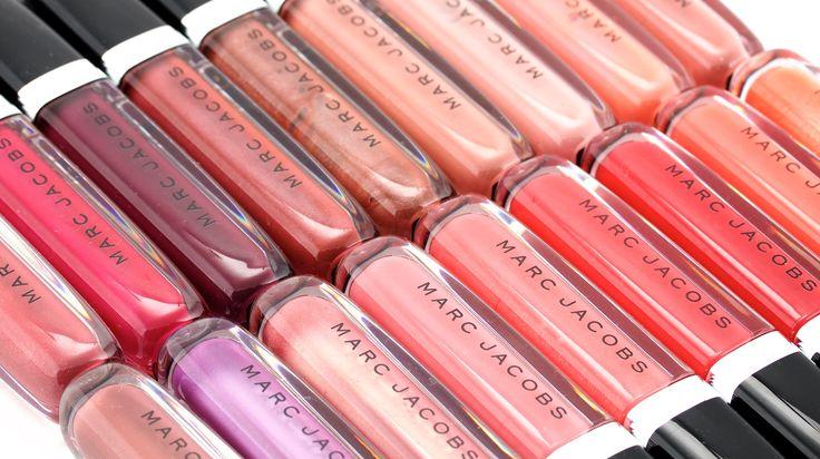 Review: Marc Jacobs Beauty Enamored Hi-Shine Lip Lacquers — Beautezine