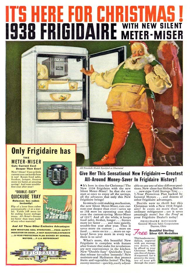 91 best Christmas Ads images on Pinterest | Christmas ad, Vintage ...