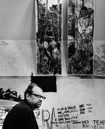 Kitchen Sink Realism Art: 17 Best Ideas About John Bratby On Pinterest