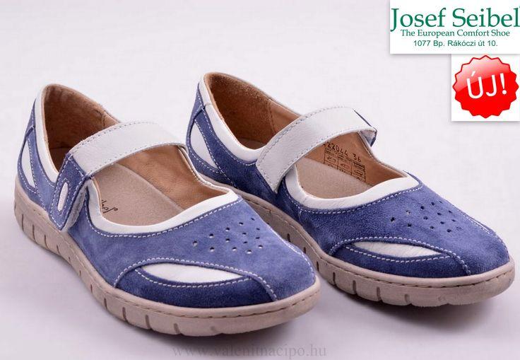 Josef Seibel női kék pántos félcipő, kivehető talpbetéttel rendelkezik. Webáruházunkban további képeket is egyszerűen megtekinthet :)   http://www.valentinacipo.hu/josef-seibel/noi/kek/zart-felcipo/142654640  #josef_seibel #josef_seibel_webshop #seibel_webáruház