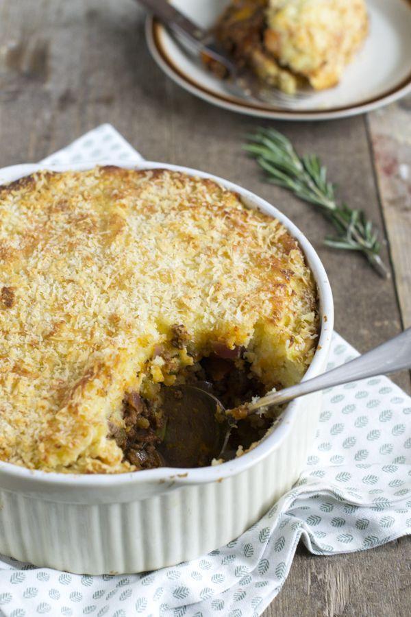 Recept Shepherds Pie