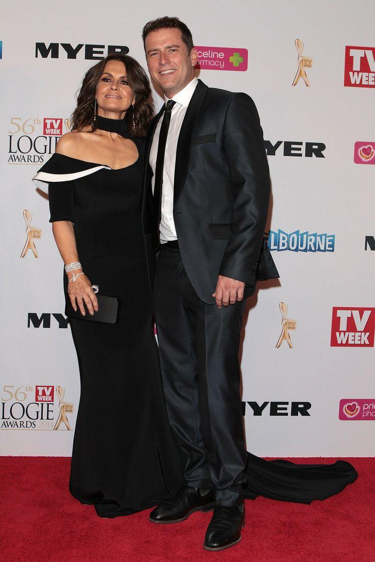 Lisa Wilkinson and Karl Stefanovic
