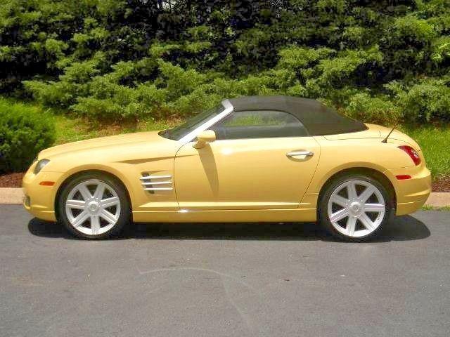 Ebay 2005 Chrysler Crossfire Ltd 2005 Chrysler Crossfire Ltd