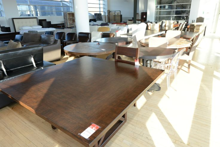 Square Shaped Dining Table - GH Johnson Toronto