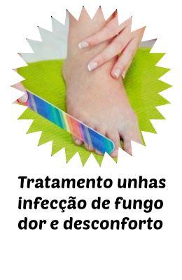 Tratamento unhas infecção de fungo dor e desconforto Ela é causada por organismos encontrados sob a unha . Você pode pegá-lo em um salão de beleza ( se não estiver ferramentas devidamente limpas ) , no ginásio, chuveiros públicos , etc As pessoas que são mais suscetíveis são aqueles cujos pés suar regularmente, ter diabetes, má circulação ou são idosos .