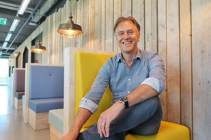 Hessel Jan smink - auteur van Zakboek voor succesvolle managers & coaches