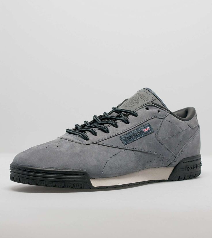 Reebok Ex-O-Fit Lo Lux- size? Exclusive